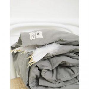 Posteljina - marble grey