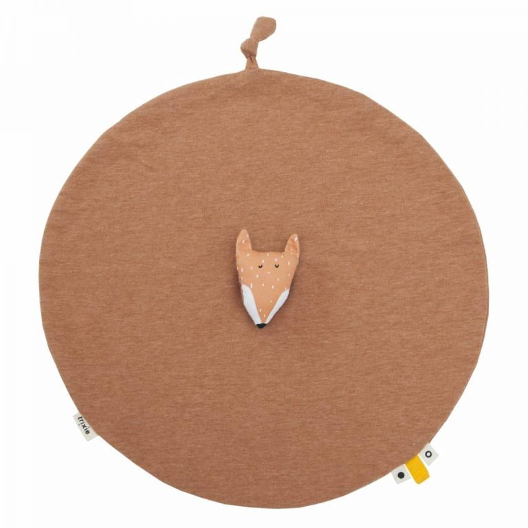 baby comforter- mr. Fox 2